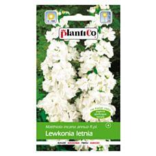 Lewkonia letnia biała 0,5g PlantiCo