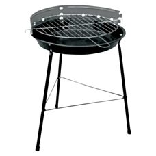 Grill okrągły 32,5cm Mastergrill&party MG930