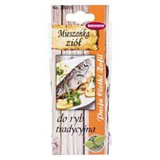 Pasja ciotki Zofii - tradycyjne zioła do ryb 23,2g Biowin