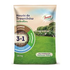 Mikroflora do Trawników 20 kg Florovit Pro Natura