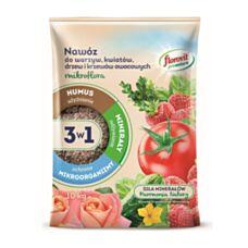 Mikroflora do warzyw, kwiatów, drzew i krzewów owocowych 10 kg Florovit Pro Natura