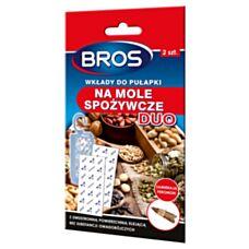 Wkłady do pułapek na mole spożywcze DUO Bros