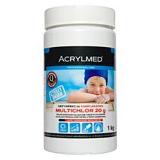 Tabletki Multichlor 200g Acrylmed