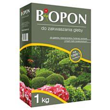 Nawóz do zakwaszania gleby Biopon