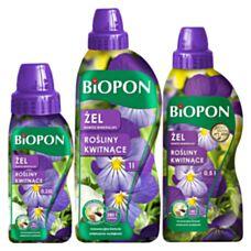 Nawóz mineralny żel do roślin kwitnących Biopon