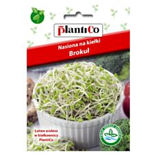 Nasiona na kiełki Brokuł 10g PlantiCo