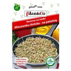 Nasiona na kiełki mieszanka chińska 40g PlantiCo