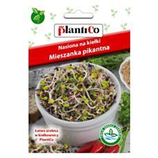 Nasiona na kiełki Mieszanka pikantna 30g PlantiCo