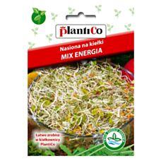 Nasiona na kiełki Mix Energia 20g PlantiCo