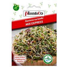 Nasiona na kiełki MIX EXPRESS 30g PlantiCo