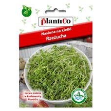 Nasiona na kiełki Rzeżucha 30g PlantiCo