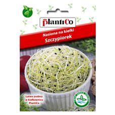Nasiona na kiełki Szczypiorek 10g PlantiCo