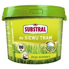 Nawóz długo działajacy do siewu nasion traw Substral