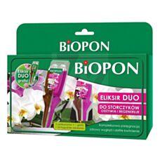 Nawóz duo do storczyków odżywia i regeneruje 5x35 ml + 1x35 ml GRATIS Biopon