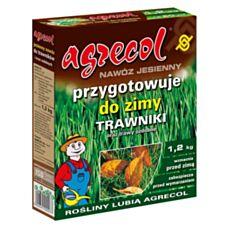Nawóz jesienny do trawników Agrecol