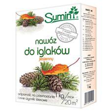 Nawóz do iglaków jesienny 1kg SUMIN