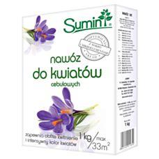 Nawóz do kwiatów cebulowych 1kg SUMIN