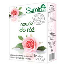Nawóz do róż 1kg SUMIN