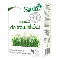 Nawóz do trawników 1kg SUMIN