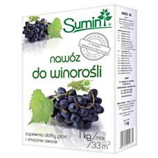 Nawóz do winorośli 1kg SUMIN