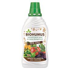 Biohumus nawóz do warzyw ziół i owoców 0,5L Agrecol Natura
