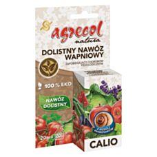 Dolistny nawóz wapniowy Calio 20ml Agrecol Natura