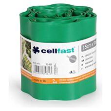Obrzeże ogrodowe 15cm x 9mb - zielone CELLFAST 30-002