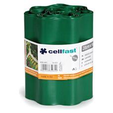 Obrzeża ogrodowe 20cm x 9mb - ciemna zieleń CELLFAST 30-023