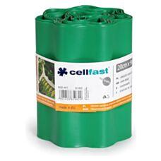 Obrzeże ogrodowe  20cm x 9mb zielone CELLFAST 30-003