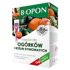 Nawóz nawóz do ogórków i roślin dyniowatych 1kg Biopon