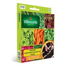 Ogródek warzywno-ziołowy na taśmie Vilmorin
