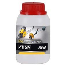 Olej do silników dwusuwowych 2T RED butelka 200 ml Stiga