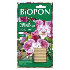 Pałeczki nawozowe do storczyków 10 sztuk Biopon