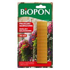 Pałeczki nawozowe do rośln balkonowych 30 sztuk Biopon