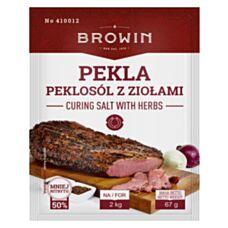 Peklosól z ziołami Pekla 67g Biowin 410012