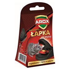 Plastikowa łapka na myszy Arox