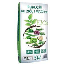 Podłoże do ziół i warzyw EKO 50 L Hollas