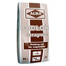 Podłoże warzywne Aura 80 L Hollas