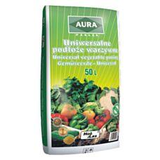 Podłoże warzywne z piaskiem Aura 50 L Hollas