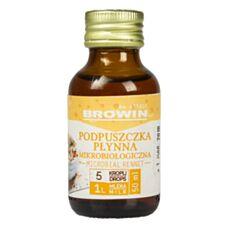 Podpuszczka mikrobiologiczna płynna 50 ml Biowin 411201