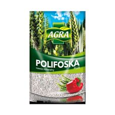 Polifoska plus 6-20-30 5kg Agra