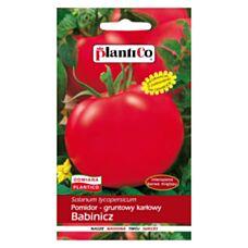 Pomidor gruntowy karłowy BABINICZ 1g PlantiCo