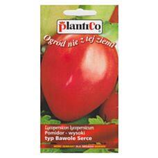 Pomidor gruntowy wysoki BAWOLE SERCE 0,2g PlantiCo