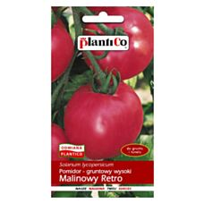 Pomidor Malinowy Retro 0,5g PlantiCo