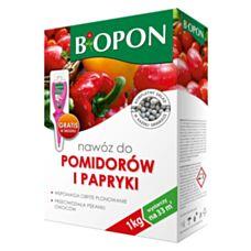 Nawóz do pomidorów i papryki 1kg Biopon