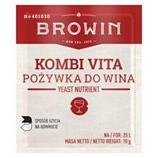 Pożywka do wina Kombi Vita 10g Biowin 401030