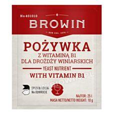 Pożywka z witaminą B1 dla drożdzy winiarskich 10g Biowin
