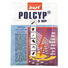 Polcyp 5 WP 25g BEST-PEST