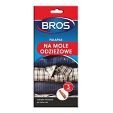 Pułapka feromonowa na mole odzieżowe Bros