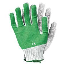 Rękawice ochronne RR WC zielone rozmiar 8